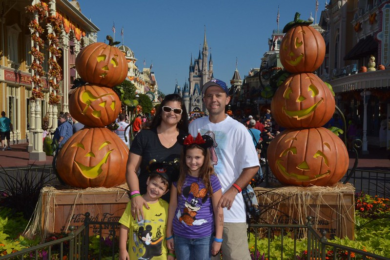 Day one of two Magic Kingdom