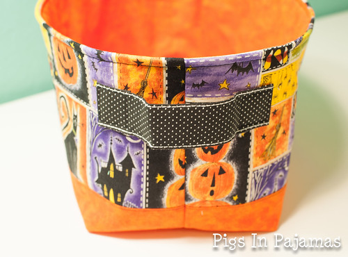 Halloween One Hour Basket Handles