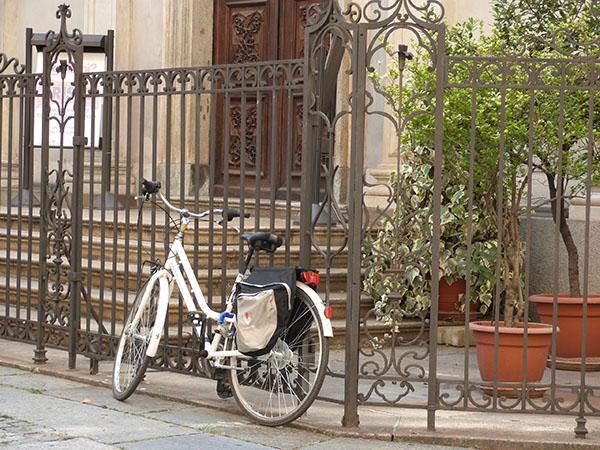 vélo turin