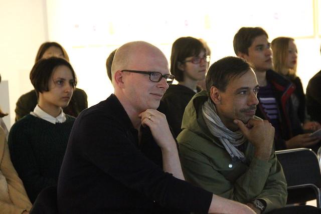 Свен Йоне и Фальк Хаберкорн (Германия). Встреча с художниками 25.09.2015