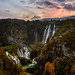 Plitvice Lakes National Park by Sergiu Bacioiu