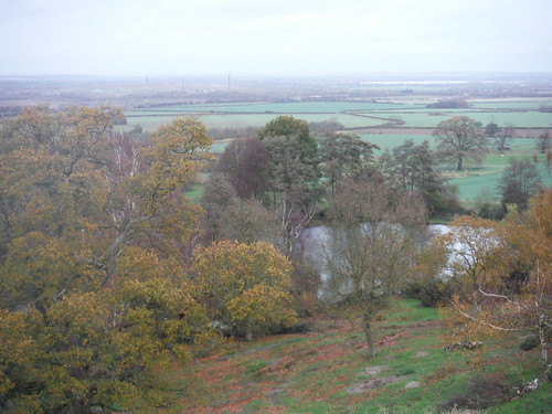 Marston Vale and Reservoir from Ampthill Park