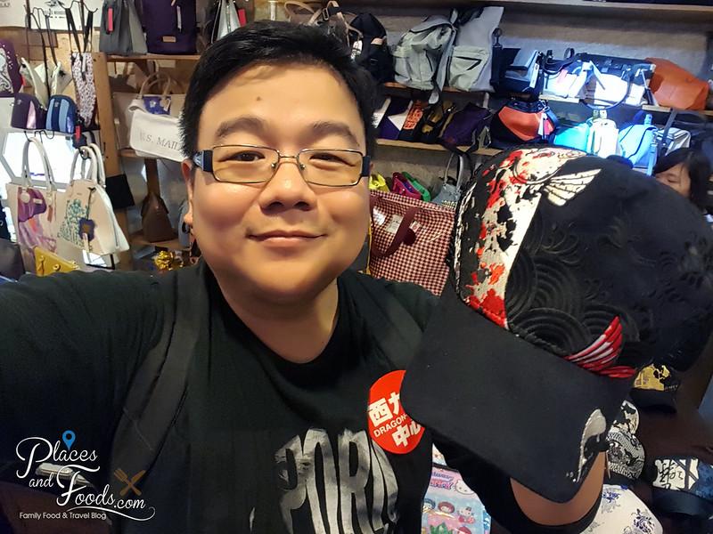 dragon centre d3 shop selfie