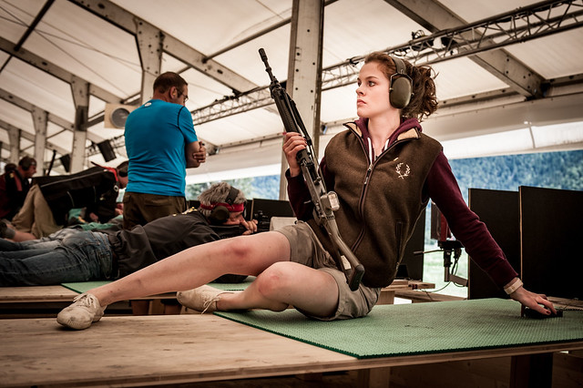 Swiss Federal Shooting Competition 2015