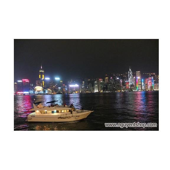 Đi Lại Ở Hồng Kông