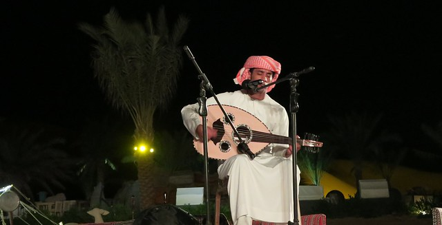 arabian nights village live music