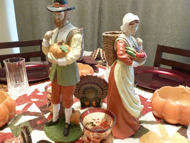Thanksgiving Tablescape 2015 -14