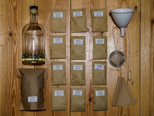 Sloe Gin Kit | by DBP Harrison