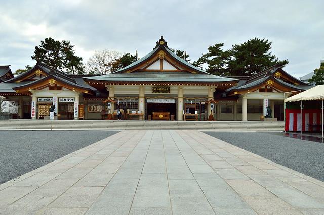 広島護国神社 Hiroshima Gokoku Shrine