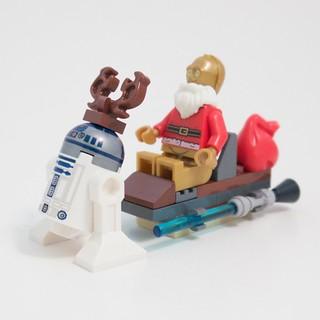LEGO Star Wars Advent 2015 Days 22-24