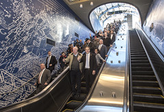 Second Avenue Subway First Ride