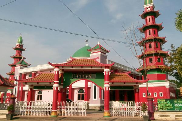 Masjid Cheng Ho 1
