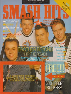 Smash Hits, March 22, 1989