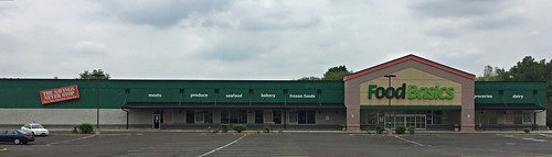 Abandoned Food Basics, Philadelphia, PA