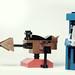 Arcade 1983 / lego model by kdangerw