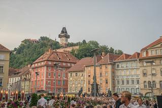 Die Lange Tafel, Graz