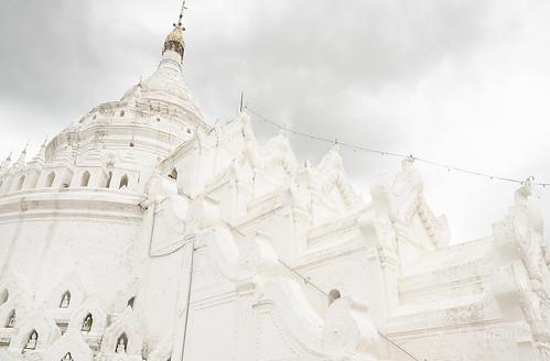 【写真】世界一周 : シンピューメェ・パゴダ