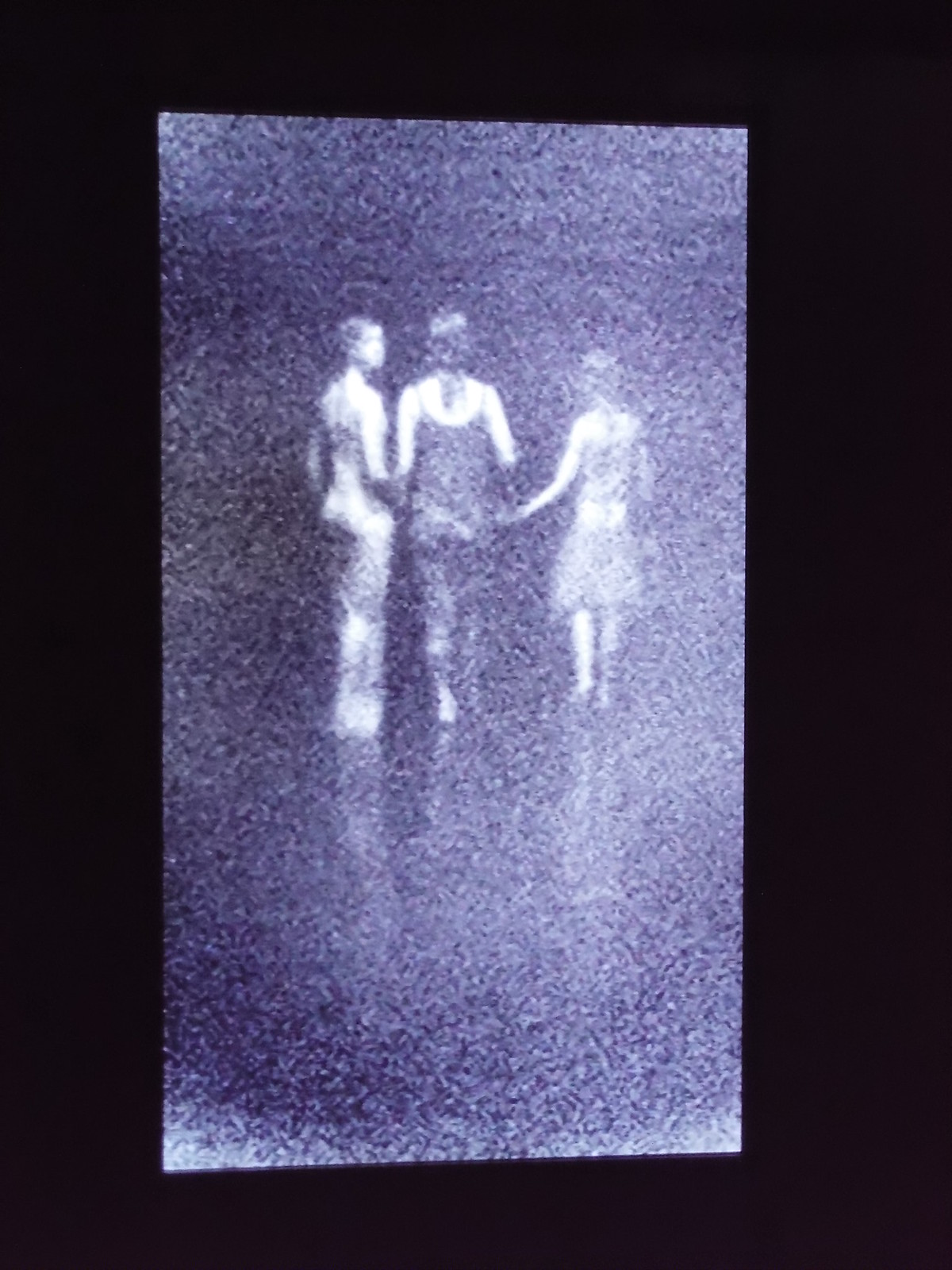 Still from: Bill Viola - Transfiguration Series SWC Short Walk 21 - The Line Modern Art Walk (Stratford to North Greenwich)