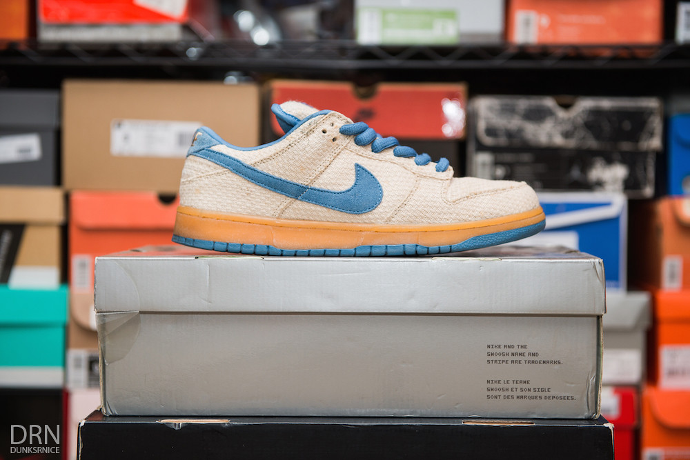 Cascade Dunk Low SB's.