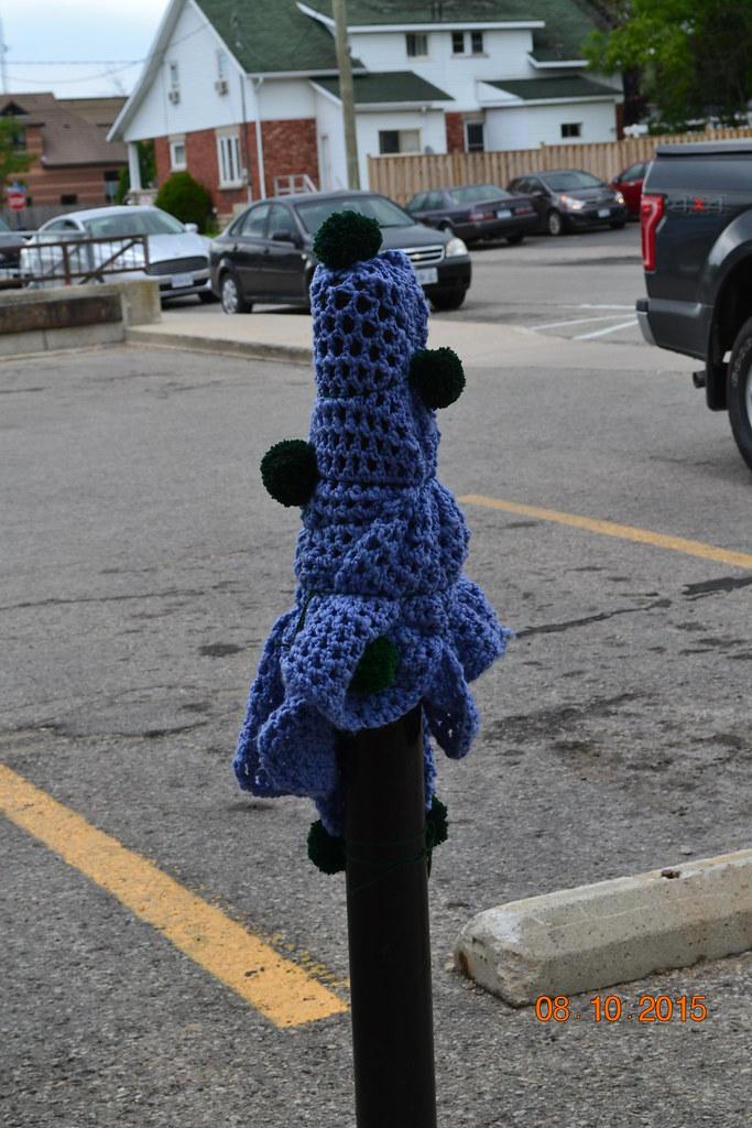Listowel Yarn Bomb