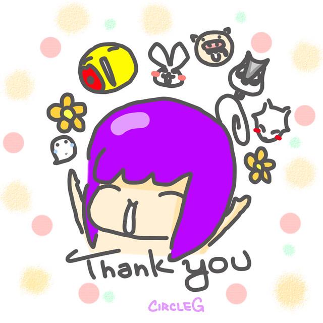 THANK YOU CIRCLEG 動漫展 手作展 2015
