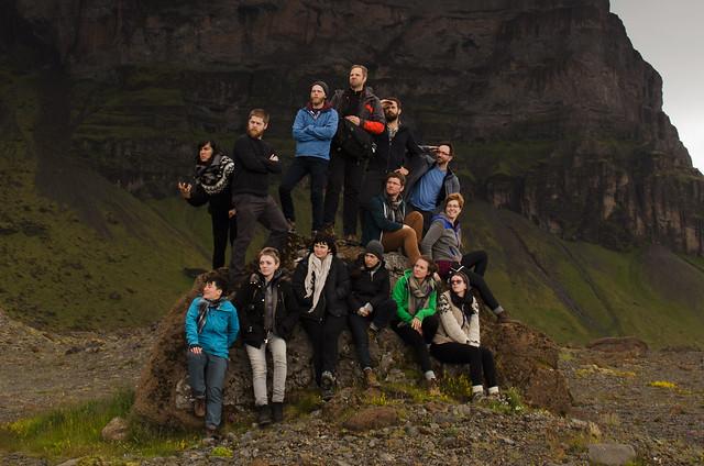 Iceland 2015 Team Moss