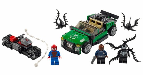 LEGO Ultimate Spider-man 76004