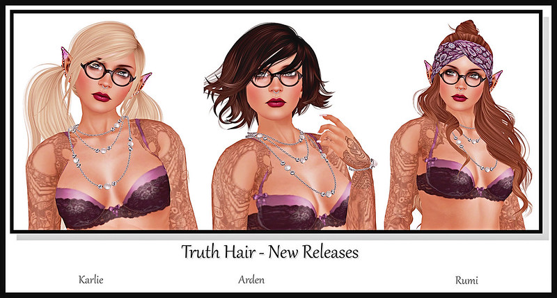Truth Hair - New Releases