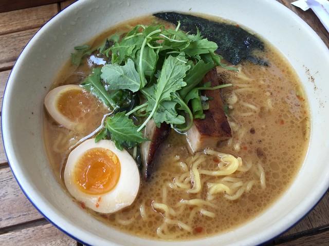 Hokkaido ramen - The Ramen Bar