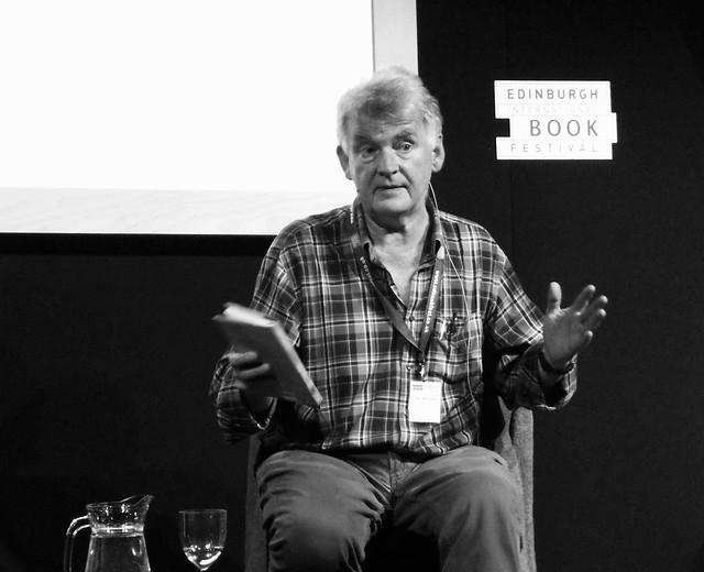 Edinburgh International Book Festival 2015 - Ken MacLeod 02