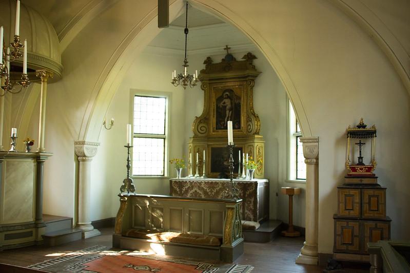 Julita gård, Skansenkyrkan (174 av 365 - Bröllop)