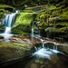 Thompkins Falls, Andes, NY by Zilberman-Sands Photography