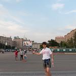 En Moscú hay CocaCola