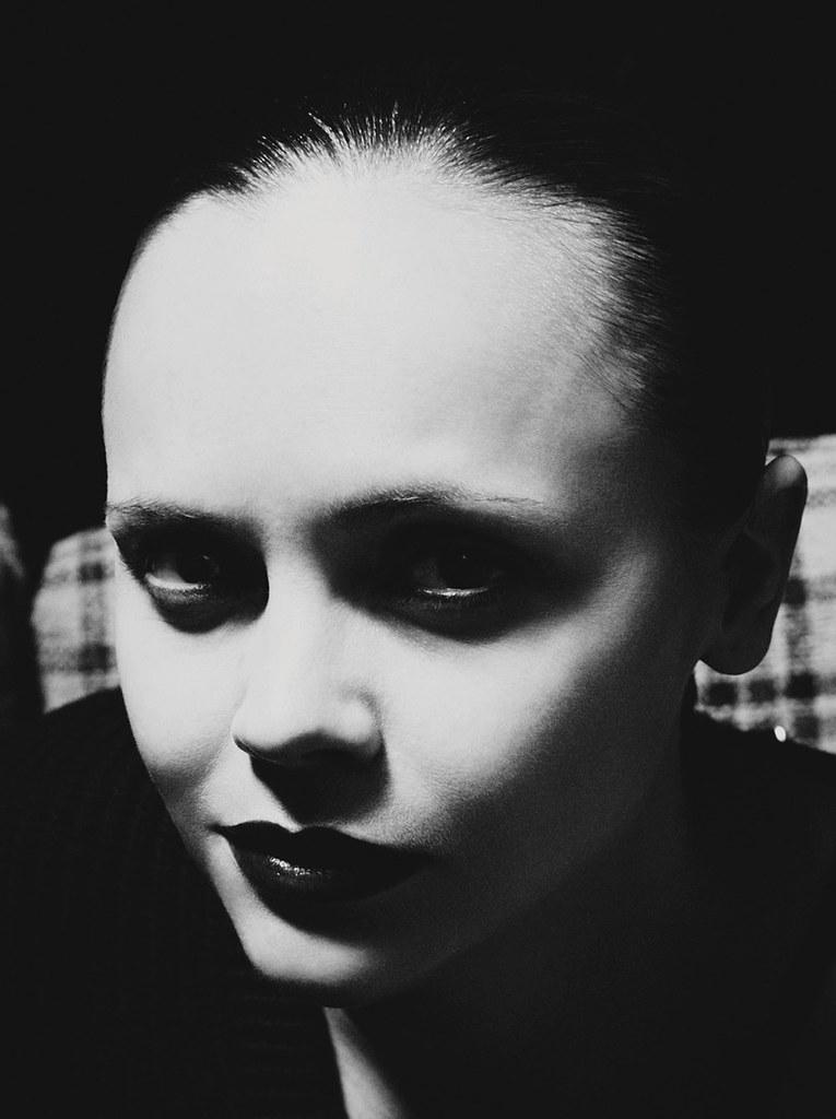 Кристина Риччи — Фотосессия для «Dazed» 2015 – 2