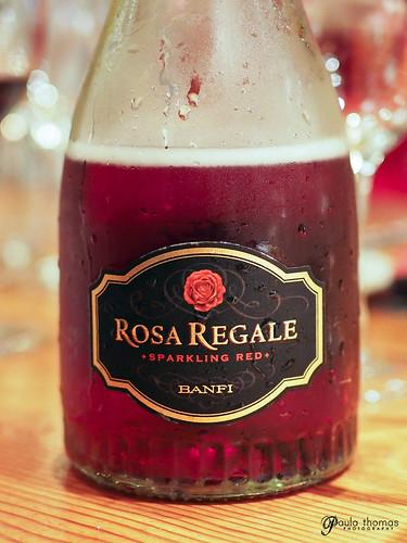 Rosa Regale Sparkling Red