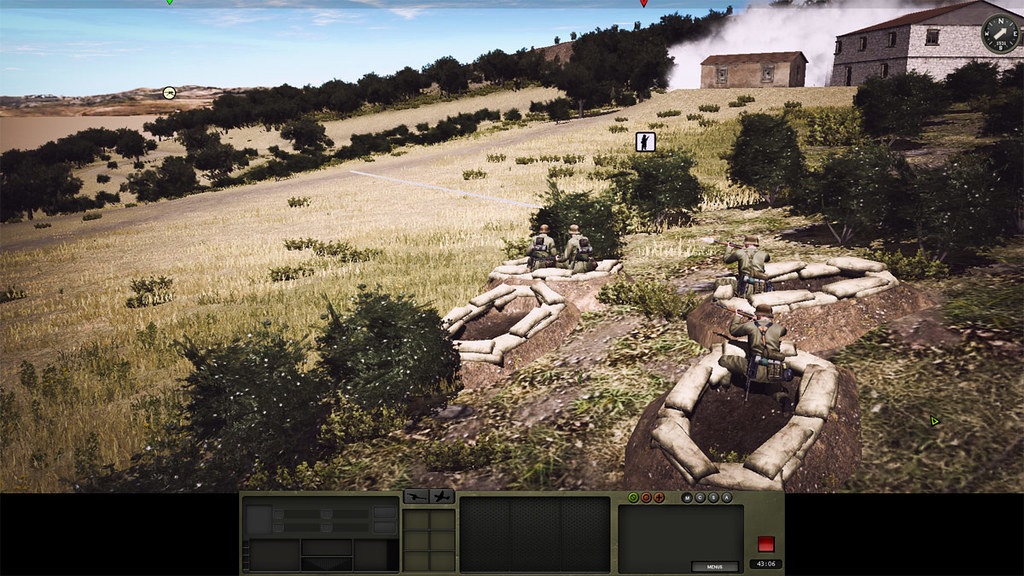 2a_Combat_Mission_Fortress_Italy_War_Movie_ADVANCED_mode
