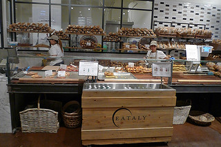 Chicago - Eataly breads