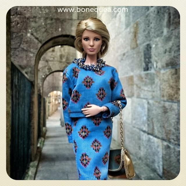 Blake Lively Barbie, Instagram & Pontevedra