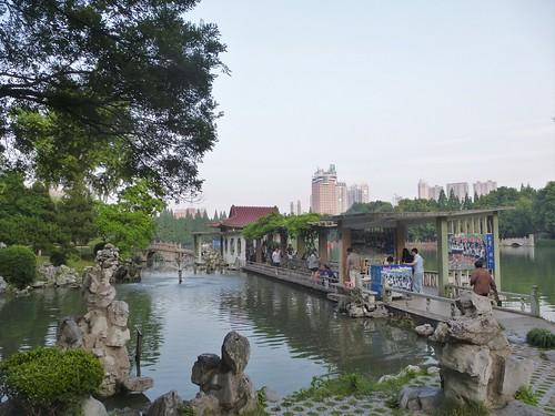 CH-Hefei-Parc Xiaoyaojin (2)