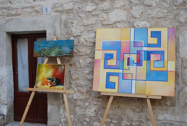 Rutigliano-L'arte condivisa in Cortile Castello (10)