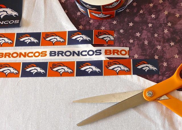 Broncos Apron