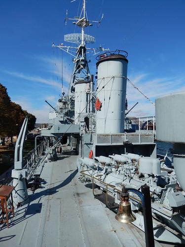 Hamilton - HMCS Haida - 2