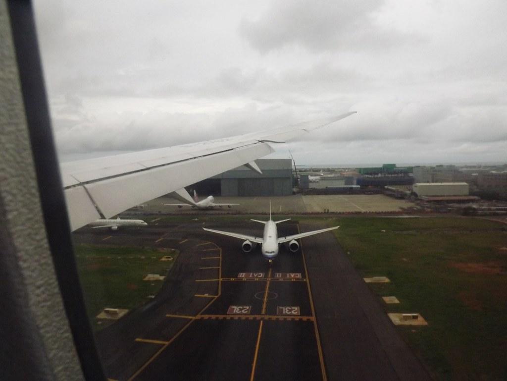 TPE pre-landing