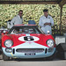 Derek Bell and Emanuele Pirro - 1964 Ferrari 250 LM at the 2015 Goodwood Revival (Photo 1) by Dave Adams Automotive Images