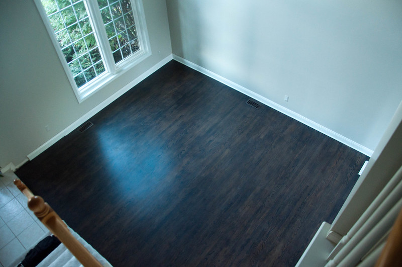 DIY Hardwood Floor Refinishing