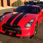 GTR carbon fiber