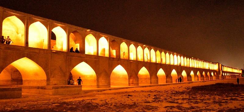 Iran 2015 - Si-o-seh pol bridge