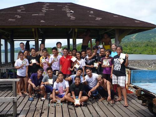 Grant 2014 - CoralWatch, the University of Queensland - Indonesia & Australia