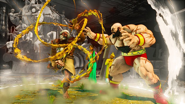 Street Fighter V, Image 07