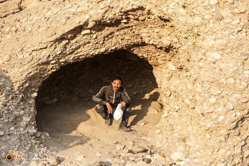 Trip to Cave City (Gondhrani) & Shirin Farhad Shrine (Awaran Road) on Bikes - 22948535899 96fd97a33c c